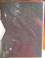 LEUCHTTURM - ETUI De PROTECTION Pour CLASSEUR LZS 4/32 N (64 Pages) En Simili Cuir Noir (KA LZS 32 S) - Albums à Bandes