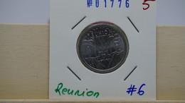 Reunion 1 Franc 1969 Km#6 - Réunion