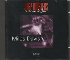 Miles Davis  - Jazz Masters - 100 Ans De Jazz - 15 Titres - Jazz