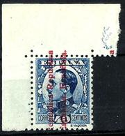 España Nº 600 En Nuevo. Cat.17€ - 1889-1931 Reino: Alfonso XIII