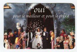 CdV °_ Coiffure-Tchip-76-Rouen-Mariage Pour Le Meilleur Et Pour Le Prix- R/V - Cartes De Visite