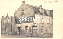 Fotokaart Café Au Drapeau - Cortemarck - Kortemark - Kortemark