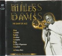 Miles Davis  - The Giant Of Jazz - Double Albums - CD1 - 21 Titres Et CD2 - 11 Titres - Jazz