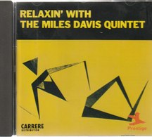 Miles Davis  - Relaxin' With - 6 Titres - Jazz