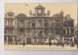 LILLE - La Grand-Garde - Bureau De La Place - Animée - Lille