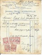 ARSIMONT   Adolphe Fahyt - Romainville  Dit Bierdji   ( Vélos , Voitures D'enfants , épicerie ,  ......) - Belgique