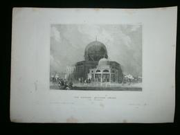Jerusalem. Die Heilige Moschee Omars - Stampe & Incisioni