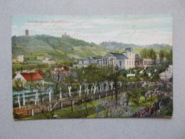 GRUNDSCHANKE  OBERLOSSNITZ ( ALLEMAGNE ) VOYAGEE 1910 - Allemagne