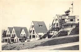 Duinbergen Avenue Winston Churchill Et Villas Myly, Marleentje, Petit Thier Et Tea Room Dunette Barry 3146 - Heist