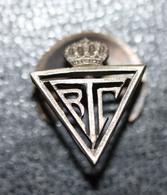 """Insigne De Col Ancien De Football Ou Rugby Belge Années 30 """"RTC"""" Soccer Pin - Habillement, Souvenirs & Autres"""