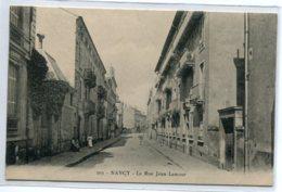 54 NANCY La Rue Jean Lamour Et Ses Beux Immeubles écrite En 1916   D20 2019 - Nancy