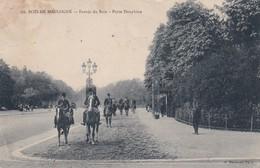 75 Paris, Bois De Boulogne, Entrée Du Bois, Porte Dauphine - Parks, Gardens