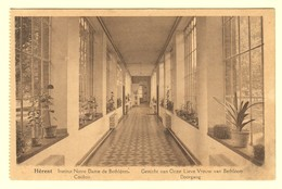 A0473[Postkaart] Hérent ... / Gesticht Van Onze Lieve Vrouw Van Bethléem / Doorgang (Edition Belge) [Betlehem Gang] - Herent