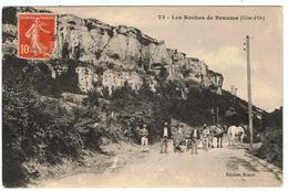 Creancey / Les Roches De Beaume / Ed. Rimet - Andere Gemeenten