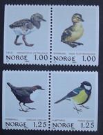 Norwegen   Vögel  1980   ** - Vögel