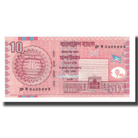 Billet, Bangladesh, 10 Taka, 2008, KM:47a, NEUF - Bangladesh