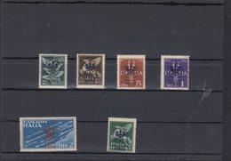 Dt. Reich Besetzung Laibach Lot Postfrisch(3) - Besetzungen 1938-45