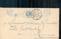 Roermond - Postblad - 4 SEP 01 - Postal Stationery