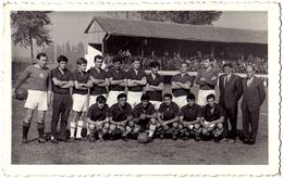 JIMBOLIA - TIMIS : ECHIPA De FOOTBALL CERAMICA JIMBOLIA - ÎNTÂLNIREA INTERNATIONALA Cu ZORKA SUBOTICA - 1969 (ad426) - Romania