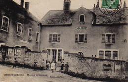 S50-043 Echenoz-la-Méline - Maison Commune - Other Municipalities