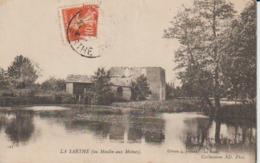 """France:Sarthe.St  Pavace """"au  Moulin  Au  Moines """" - France"""