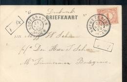 Rijpwetering - Grootrond 21 NOV 00 - Rotterdam - Postal Stationery