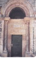 TARJETA DE JORDANIA DE 5JD DE DOORWAYS IN JERUSALEM (3-12) - Jordania