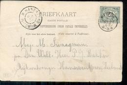 Kleinrond Warfum - 5 SEP 02 - Postal Stationery