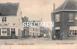 Sint-Martinus Plaats - Moorsele - Wevelgem