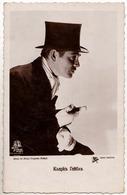 ACTEUR : CLARK GABLE - CARTE VRAIE PHOTO De BULGARIE / REAL PHOTO POSTCARD MADE In BULGARIA ~ 1965 (ad432) - Actors