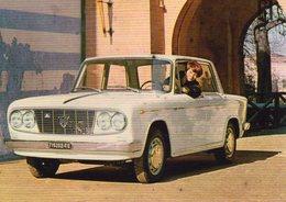 Lancia Fulvia Berlina  -  1963  -  CPM - Turismo
