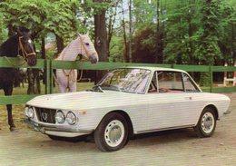 Lancia Fulvia Coupé  -  1967  -  CPM - Turismo