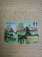 China STB Stored Value Gift Card,Nanning City,Elephant, Code 02, Used - Tarjetas De Regalo