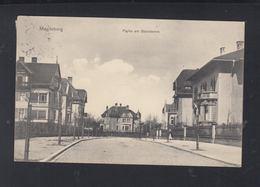 Dt. Reich AK Magdeburg Partie Am Steindamm 1912 - Magdeburg