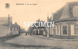 Rue De L'Eglise - Messines - Mesen - Messines - Mesen