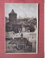 > Germany > Bavaria > Nuernberg Trolley Station Crease Stamp Peeled Off  Ref 3768 - Nuernberg