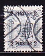 Österreich Austria Autriche - Levant  (MiNr: 50) 1905 - Gest Used Obl - Levante-Marken