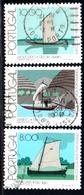 N° 1494,5,10 - 1981 - Used Stamps