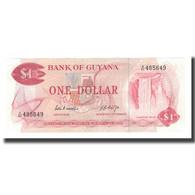 Billet, Guyana, 1 Dollar, Undated (1966-92), KM:21d, NEUF - Guyana