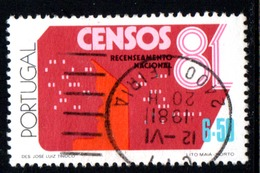 N° 1492 - 1981 - Used Stamps