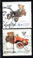 N° 1523,24 - 1981 - Used Stamps