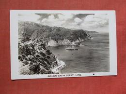 RPPC   Avalon Bay & Coast Line   - California >  Ref 3768 - United States