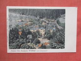 Pension Villa Wildbad Im Schwarzwald >  Ref 3768 - Germany