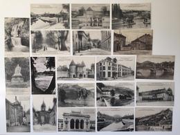 25 - Besançon - Lot De 20 Cartes Postales Anciennes - Cartoline