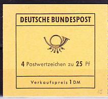 BRD FGR RFA - Unfallverhütung (MiNr: MH 15) 1971 - Postfrisch Ungeöffnet - [7] Repubblica Federale