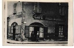 Au Bouillon Parisien B. Augay Café Restaurant Carte-photo - Restaurants