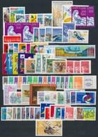 France- ULTRA COMPLETE 1997 ** + Paire + Aérienne + Bande + Carnets GH, JT, Et Croix-Rouge - 1990-1999