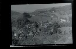Negatif Photo Ancienne - Village A Identifier - Lieux