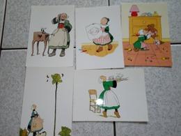 5 Cp De Becassine - Postcards
