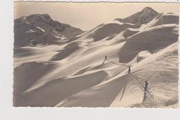 Chamonix Mont Blanc Skieur (carte Photo G.tarras Chamonix) - Chamonix-Mont-Blanc